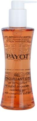 Payot Les Démaquillantes Reinigungsgel  für normale Haut und Mischhaut