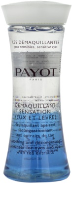 Payot Les Démaquillantes Augen- und Lippen-Make-up Entferner