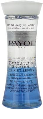 Payot Les Démaquillantes demachiant pentru ochi si buze