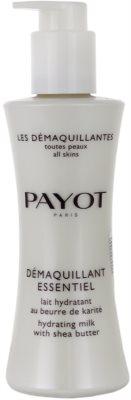 Payot Les Démaquillantes лосион за почистване на фон дьо тен за всички типове кожа на лицето