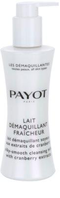 Payot Les Démaquillantes odličovací mléko s výtažkem z brusinek