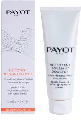 Payot Les Démaquillantes пінистий крем для зняття макіяжу 1