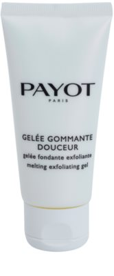 Payot Les Démaquillantes gyengéd bőrradír emulzió