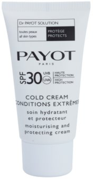 Payot Dr. Payot Solution хидратиращ и защитен крем SPF 30