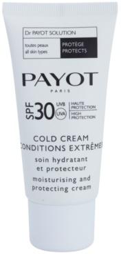 Payot Dr. Payot Solution creme protetor e hidratante SPF 30