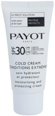 Payot Dr. Payot Solution hydratisierende und schützende Creme SPF 30