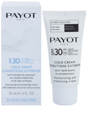 Payot Dr. Payot Solution hidratant si pentru protectie solara SPF 30 1
