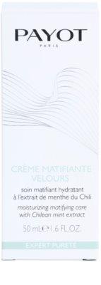 Payot Expert Pureté хидратиращ матиращ крем за смесена и мазна кожа 2