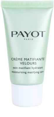 Payot Expert Pureté hidratáló mattító krém kombinált és zsíros bőrre
