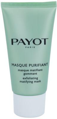 Payot Expert Pureté tisztító bőrradír arcpakolás kombinált és zsíros bőrre