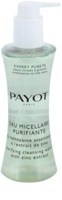 Payot Expert Pureté água micelar de limpeza para pele mista e oleosa