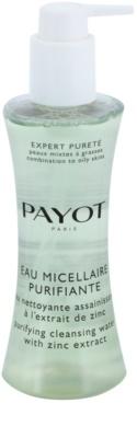 Payot Expert Pureté agua micelar limpiadora para pieles mixtas y grasas