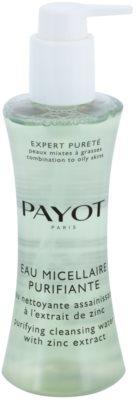 Payot Expert Pureté Mizellar-Reinigungswasser für fettige und Mischhaut