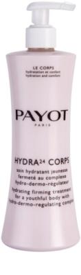 Payot Hydra 24 Corps feuchtigkeitsspendende und festigende Bodymilch