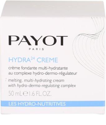 Payot Nutricia crema para pieles secas 3