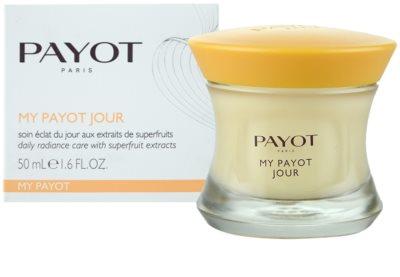 Payot My Payot crema iluminadora con extractos de super frutas 2