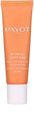 Payot My Payot base iluminadora para alisar pele e minimizar poros