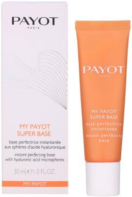 Payot My Payot élénkítő bázis a bőr kisimításáért és a pórusok minimalizásáért 1