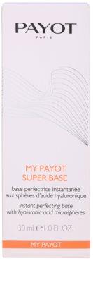 Payot My Payot élénkítő bázis a bőr kisimításáért és a pórusok minimalizásáért 2