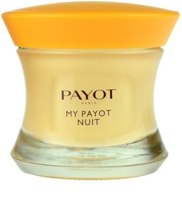 Payot My Payot нічний відновлюючий крем для нормальної шкіри