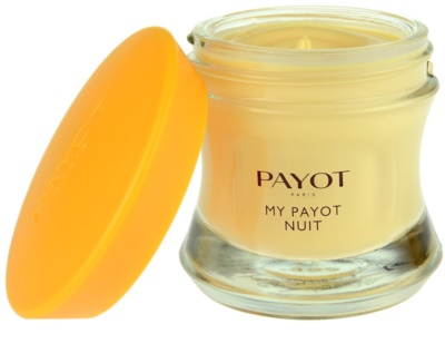 Payot My Payot creme de noite regenerador e revitalizante para pele normal 1