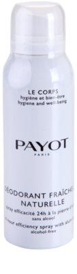 Payot Naturelle deodorant ve spreji