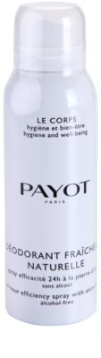 Payot Naturelle dezodor spray -ben