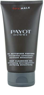 Payot Homme Optimale čistilni gel za moške