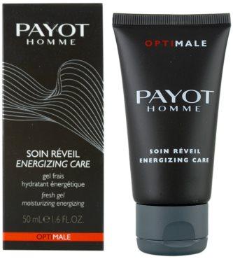Payot Homme Optimale хидратираща и енергизираща грижа 1