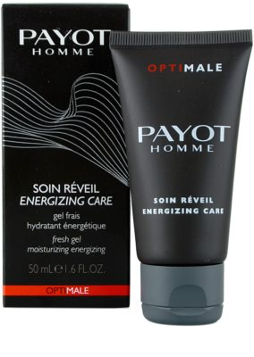 Payot Homme Optimale хидратираща и енергизираща грижа 2