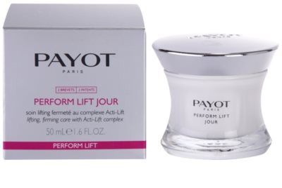 Payot Perform Lift stärkende Krem mit Lifting-Effekt 2