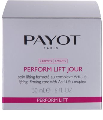 Payot Perform Lift stärkende Krem mit Lifting-Effekt 3