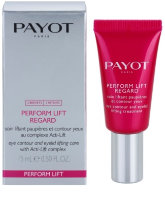 Payot Perform Lift intensive Lifting-Augencreme 1