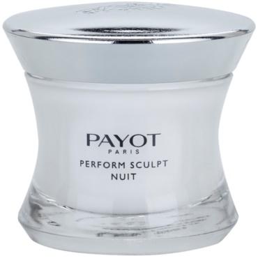 Payot Perform Lift crema intensiva de noche con efecto lifting