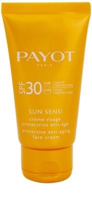 Payot Sun Sensi védőkrém a bőröregedés ellen SPF 30