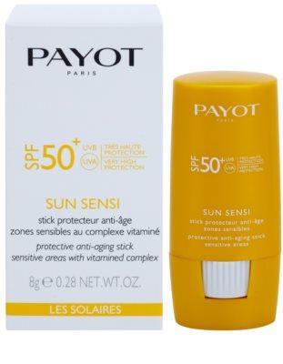 Payot Sun Sensi barra protectora para zonas sensibles  SPF 50+ 1