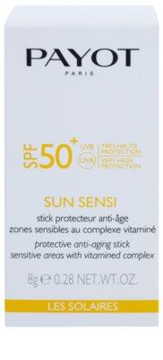 Payot Sun Sensi barra protectora para zonas sensibles  SPF 50+ 2