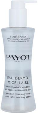 Payot Sensi Expert успокояваща почистваща мицеларна вода за чувствителна кожа на лицето