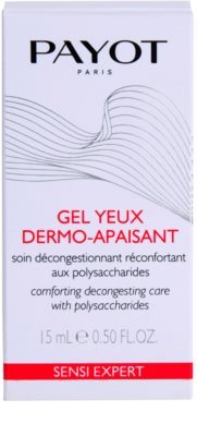 Payot Sensi Expert gel para contorno de ojos 2