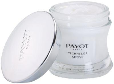 Payot Techni Liss Active verfeinernde Crem gegen Falten 1