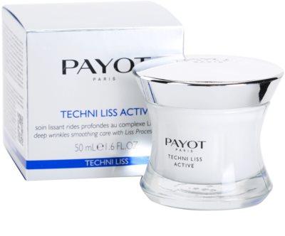 Payot Techni Liss Active verfeinernde Crem gegen Falten 2