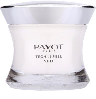 Payot Techni Liss creme peeling para pele desgastada