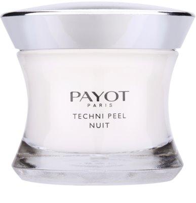 Payot Techni Liss krem peelingujący do odnowy powierzchni skóry