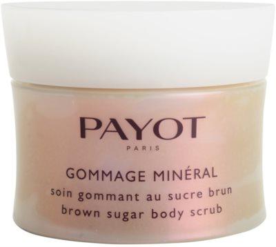 Payot Vitalité Minérale cukrowy  peeling do ciała do wszystkich rodzajów skóry