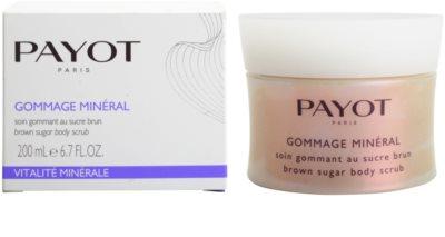 Payot Vitalité Minérale Hautpeeling mit Zucker für alle Oberhauttypen 1