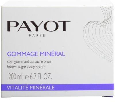 Payot Vitalité Minérale Hautpeeling mit Zucker für alle Oberhauttypen 2