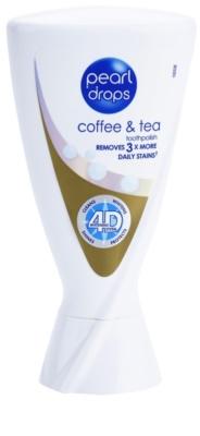 Pearl Drops Coffee & Tea bělicí zubní pasta proti tmavým skvrnám