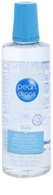 Pearl Drops Daily Mundwasser mit bleichender Wirkung