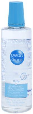 Pearl Drops Daily płyn do płukania jamy ustnej o działaniu wybielającym