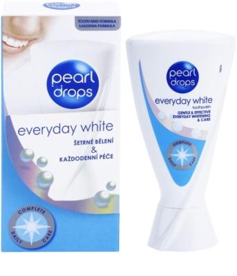Pearl Drops Everyday White fehérítő fogkrém érzékeny fogakra 1